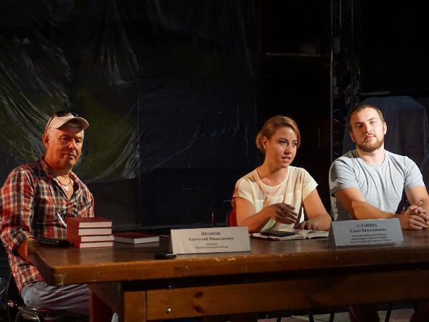 Обновленный Волжский драмтеатр решил открыть сезон премьерой