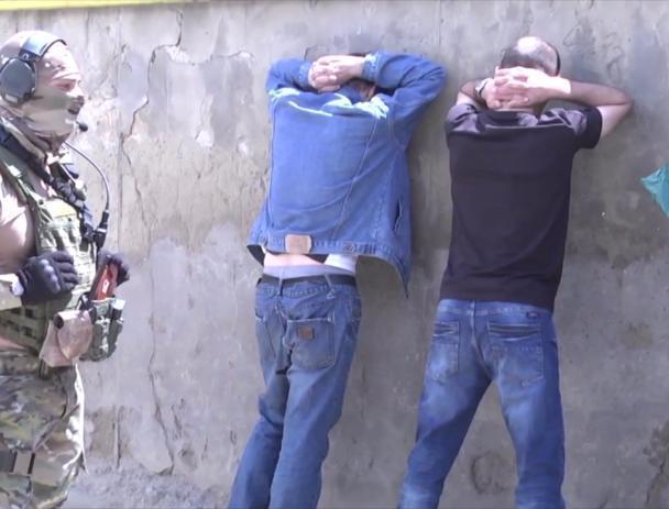 Полкило наркотиков нашли у дилеров из Волжского