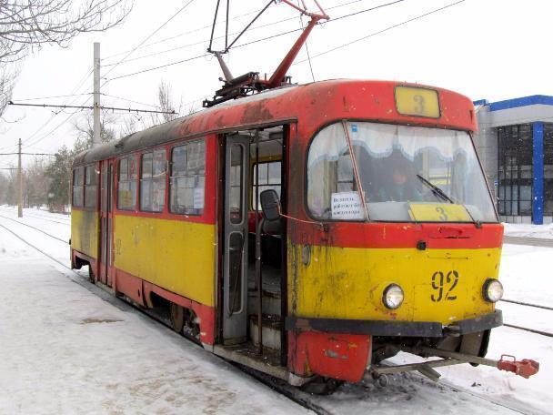 «Передайте водителю», - в трамваях Волжского пассажиры будут платить, как в маршрутках