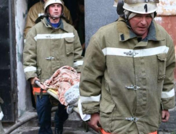 Курильщик погиб во время пожара в Волжском
