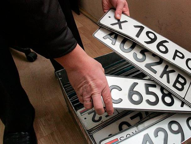 Новые номерные знаки упростят жизнь волжанам