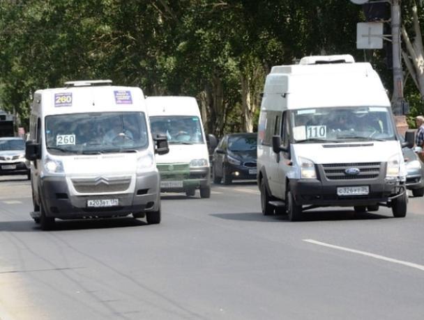 В маршрутках «Волжский-Волгоград» повысили цену на проезд