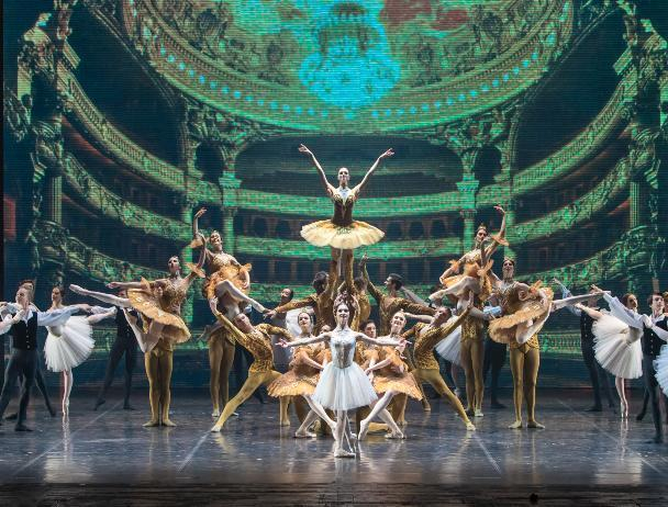 В Волжском пройдет отбор в престижную Академию танца
