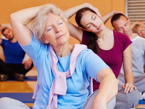 Позаботьтесь о своем здоровье в физкультурно-оздоровительном центре