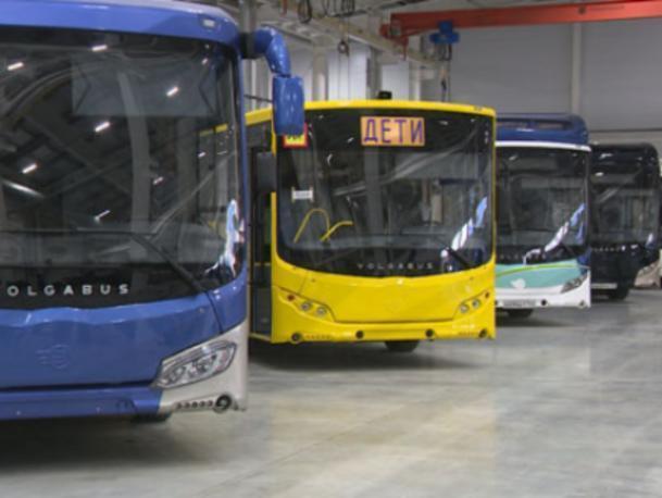 Волжский автобус №5 перешел на летнее расписание