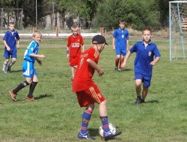 В Волжском пройдут состязания по дворовому футболу