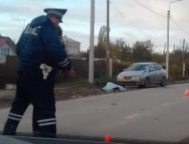 ВВолжском иностранная машина насмерть сбила 31-летнюю женщину-пешехода