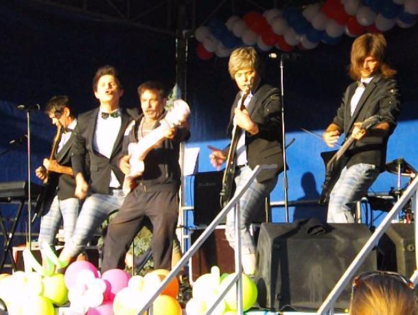Легендарная группа «На-На» приехала на концерт в Волжский