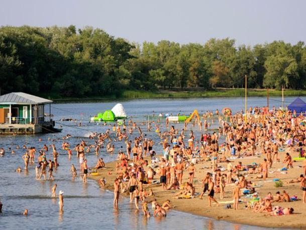 Купальный сезон решили открыть в Волжском с 10 июня