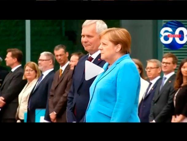 """""""У Меркель случился третий приступ», - экс-волжанка Ольга Скабеева"""