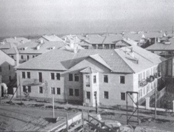 Волжский начинался с Каменного городка