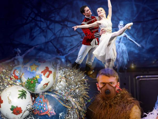 Балет, Елка, Рублевка и игрушки: Все о мероприятиях в Афише от «Блокнота»