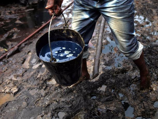 Волжские «добытчики» похитили нефть на сумму более 4 миллионов рублей