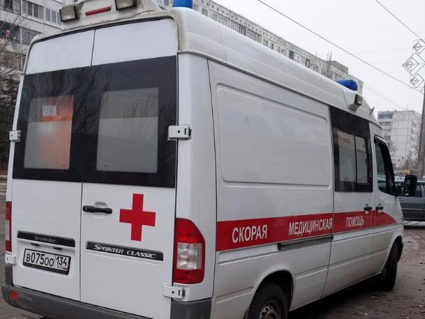 Шофёр ВАЗ-21074 сбил 8-летнюю девочку под Волгоградом