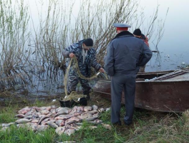 В Ленинском районе задержали безработного браконьера