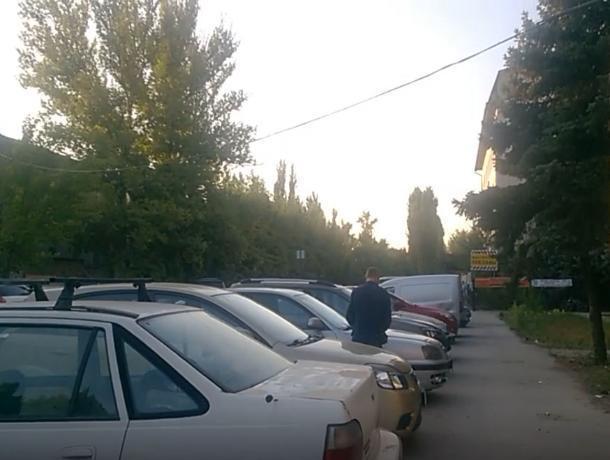 Волжанин отомстил начальнику, напакостив на его автомобиль