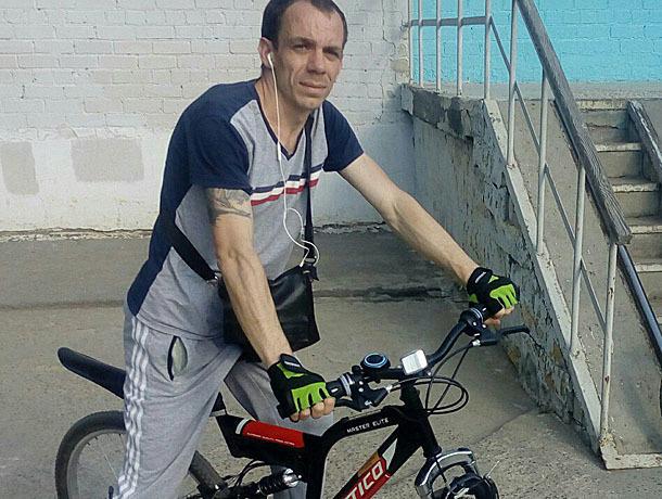 Спортивного велобайка лишился волжанин, несмотря на цепь с навесным замком