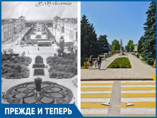Самая романтичная улица в Волжском меняла свое название