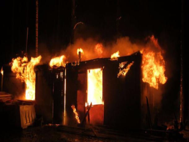 ВВолгоградской области впожарах погибли два человека