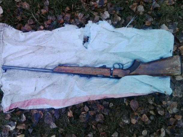Полицейские «отобрали» огнестрельное оружие у жителя Краснослободска