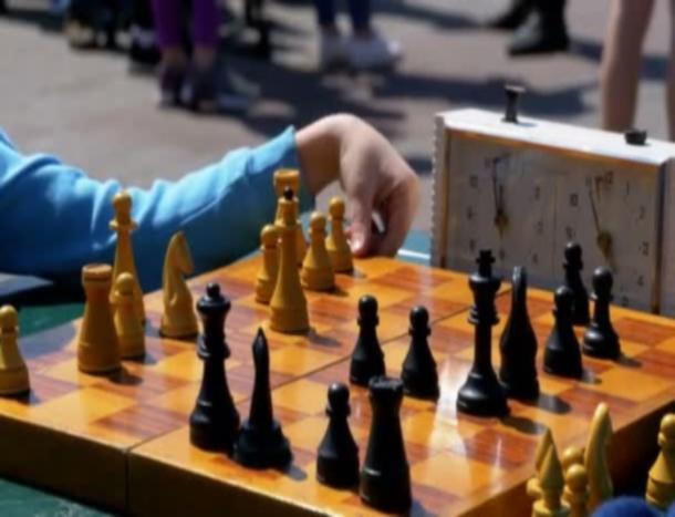 В Волжском прошло первенство по шахматам