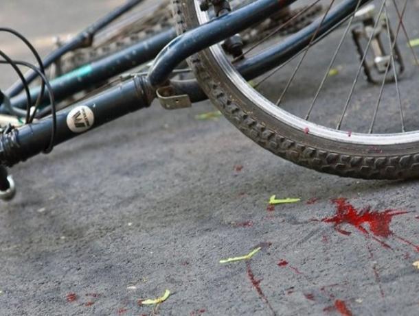 Волжский велосипедист оказался в больнице после наезда автоледи