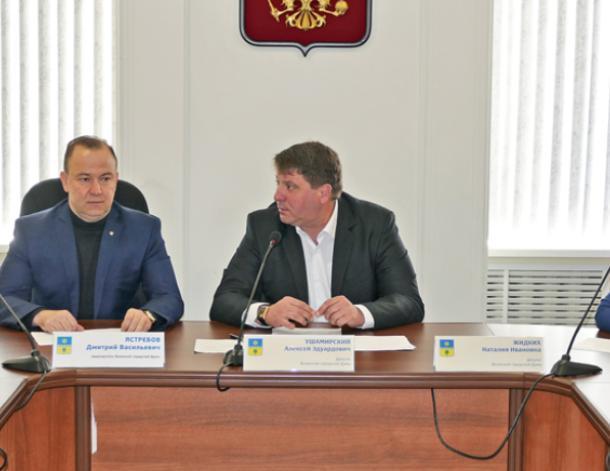 Администрация предложила депутатам удешевить производство почетного знака