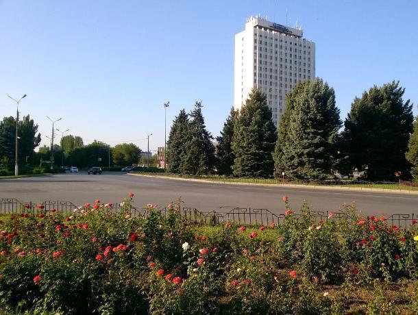 Ясное небо спрогнозировали в Волжском в День воздушного флота