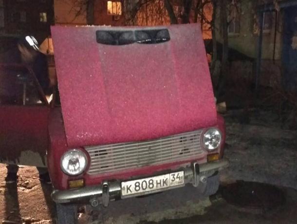Волжские мамы восстали против автохамов паркующихся у детского садика
