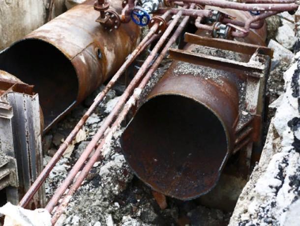 Более одного миллиона выделяет Волжский на ремонт теплотрассы