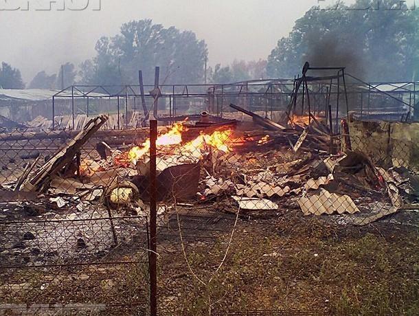 Неравнодушных горожан попросили о помощи пострадавшим от многочисленных пожаров в Волжском