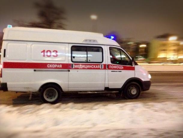 В Волжском в аварии на перекрестке пострадал 8-летний пассажир