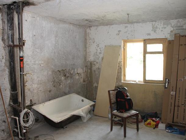 За 1 млн отремонтируют четыре муниципальных квартиры в Волжском