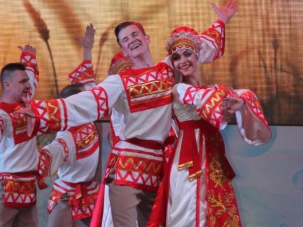 Ансамбль «Юг России» представит программу в ЦКиИ «Октябрь»
