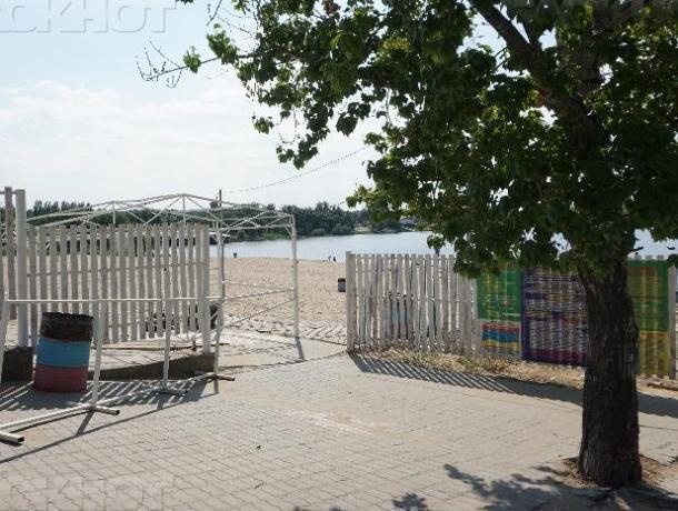 В воде популярных пляжей Волжского размножаются микроорганизмы