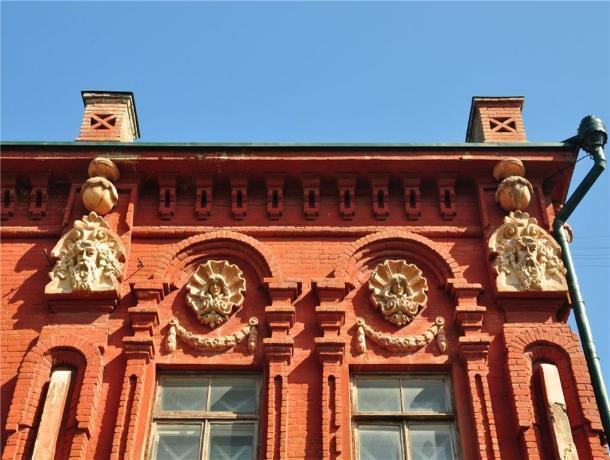 В здании Волгоградского казачьего театра бродят духи, - волжанин