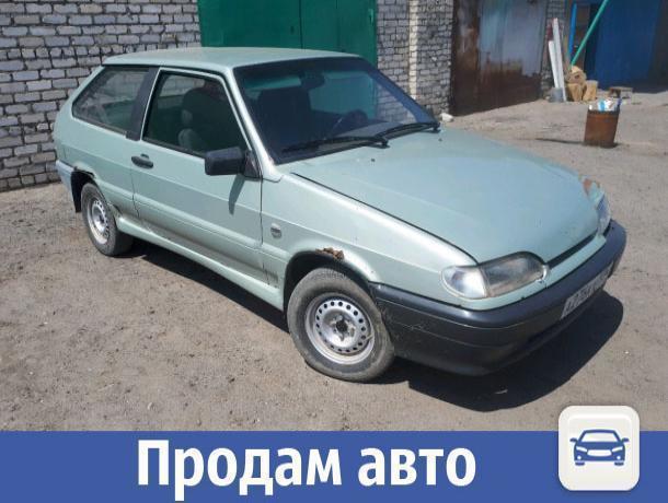 В Волжском дешево продают LADA Samara