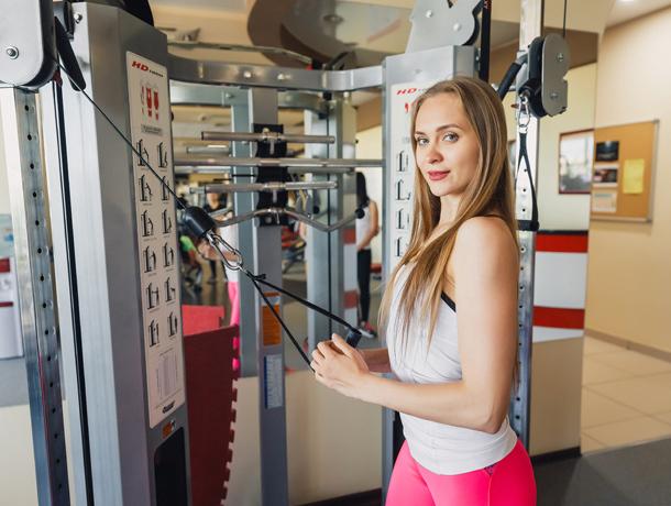 «Спорт для меня - все», - участница конкурса «Мисс Блокнот Волжский» Анастасия Ульянова