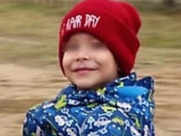В Михайловке обнаружили труп четырехлетнего пропавшего малыша