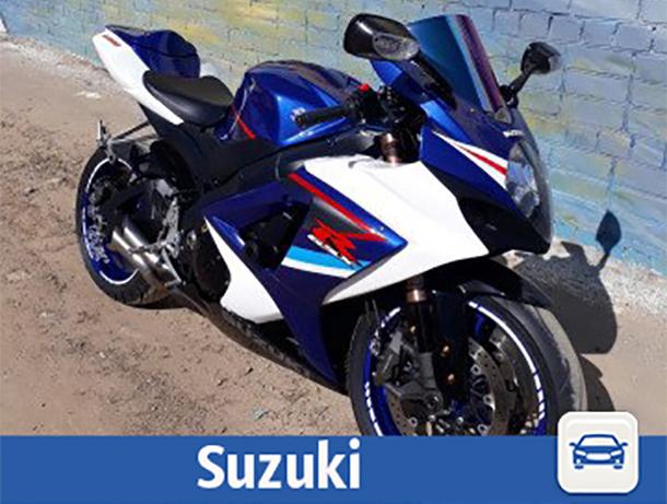 Для жаждущих скорости продается мотоцикл Suzuki в Волжском