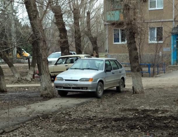 Царю удобно, на остальных плевать: в Волжском появился очередной автохам