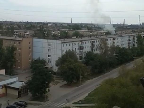 В Волжском за сутки горели два многоквартирных дома