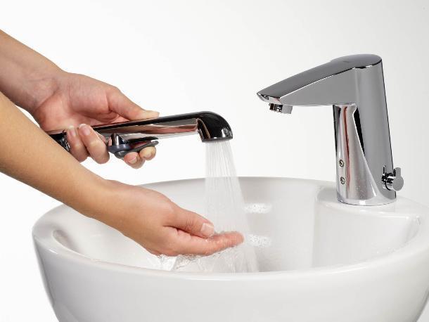 В новой части Волжского снизят давление холодной воды