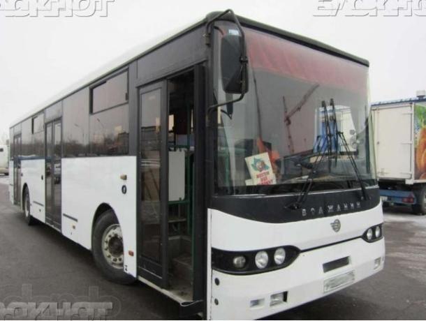 В Волжском решили изменить расписание автобусов №2у
