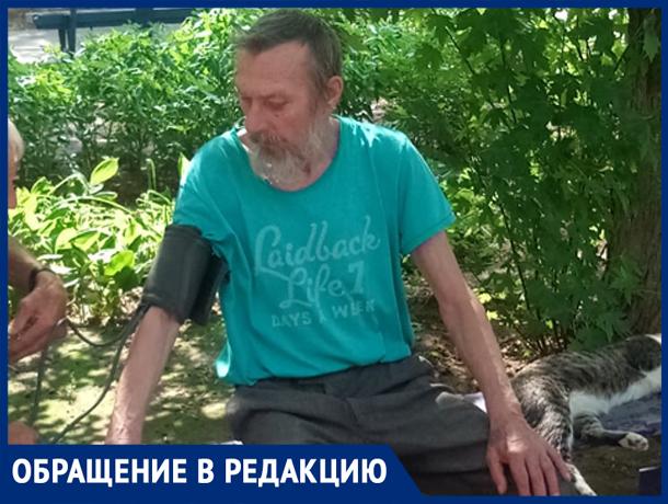«Дочь сказала он ей не нужен», - пожилой волжанин оказался на улице