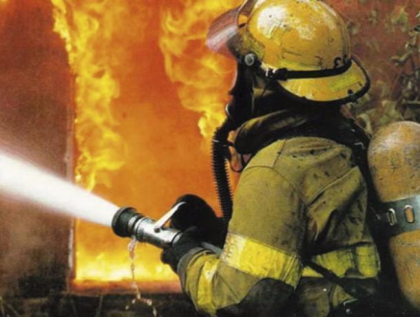 Из-за неосторожности волжанина в гаражном обществе «Жигули-1» произошел пожар