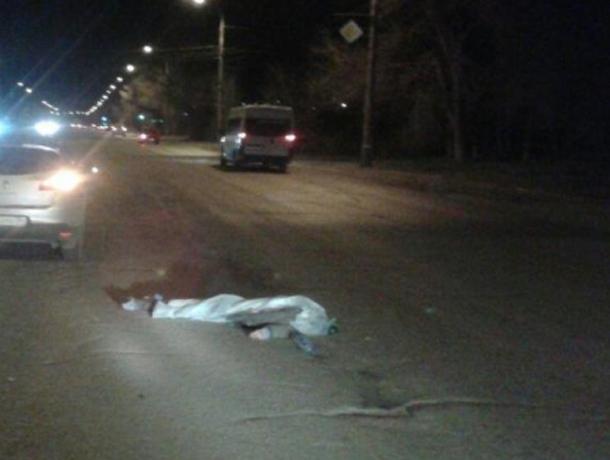 Парень на «десятке» сбил насмерть мужчину в Волжском