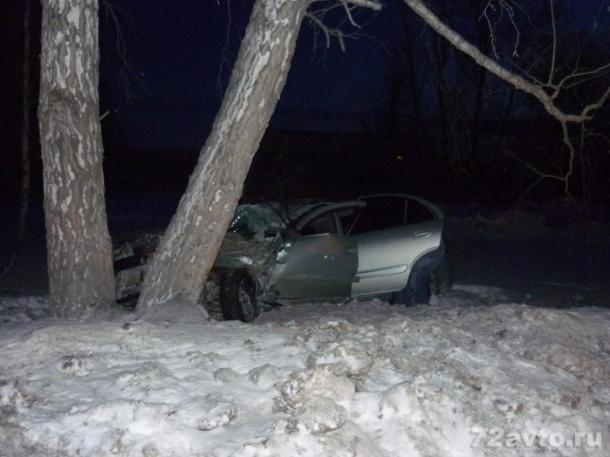 Водитель скончался в аварии на Среднеахтубинской трассе