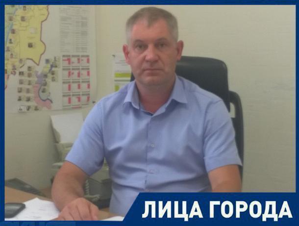 Мое хобби превратилось в работу, - председатель ТИК Волжского