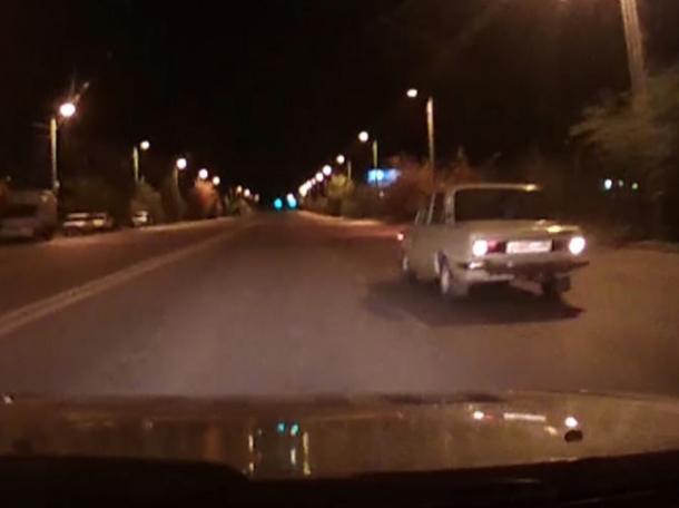 Волжанин пытался скрыться от полицейских на угнанной машине